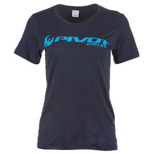 Picture of Phoenix Navy Tech Tee - Women's