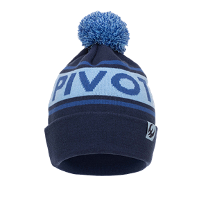 Picture of Factory Pom Beanie - Navy