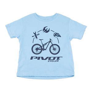 Picture of Bike & Gear Tee - Kids