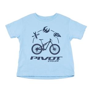 Picture of Bike & Gear Tee - Kids