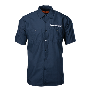 Picture of Industrial Work Shirt - Navy