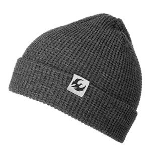 Picture of Waffle Knit Beanie - Charcoal