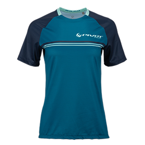 Picture of Peahi Women's Jersey - Blue