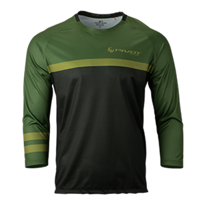 Picture of Helipad 3/4 Jersey - Green