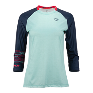 Picture of Peahi 3/4  Women's Jersey - Mint