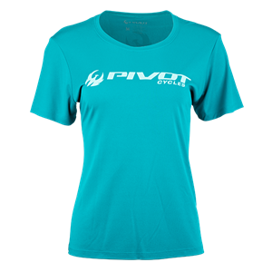Picture of Phoenix Women's Tech Tee - Turquoise