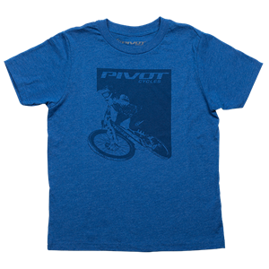 Picture of Pivot Rider Youth Tee